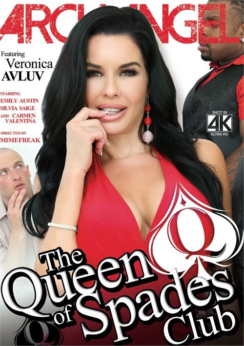 Queen Of Spades Club, The ArchAngel  [ DVD.RIP. H.264 Production Year 2018 .no.subs ] PORN RIP