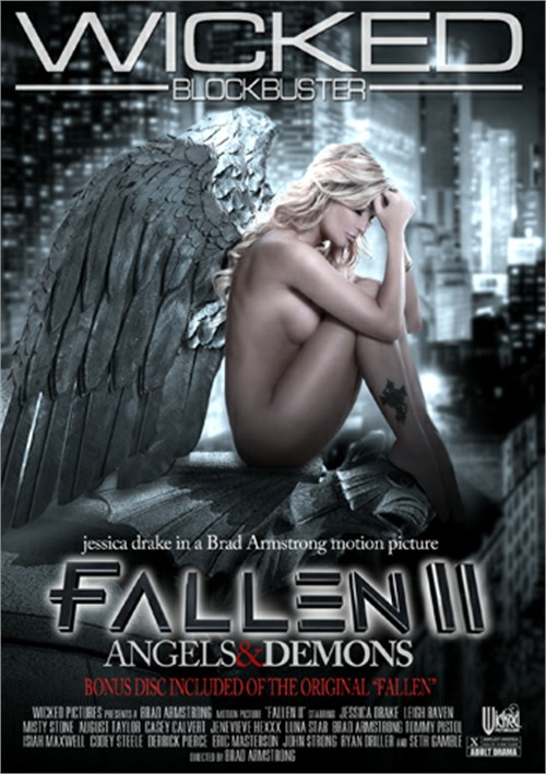 Fallen II: Angels & Demons Wicked Pictures  DVD.RIP. H.264 Production Year 2018 PORN RIP