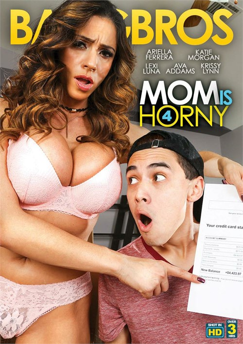 Mom Is Horny Vol. 4 DVD Release  [DVD.RIP. H.264 Production Year 2019] PORN RIP