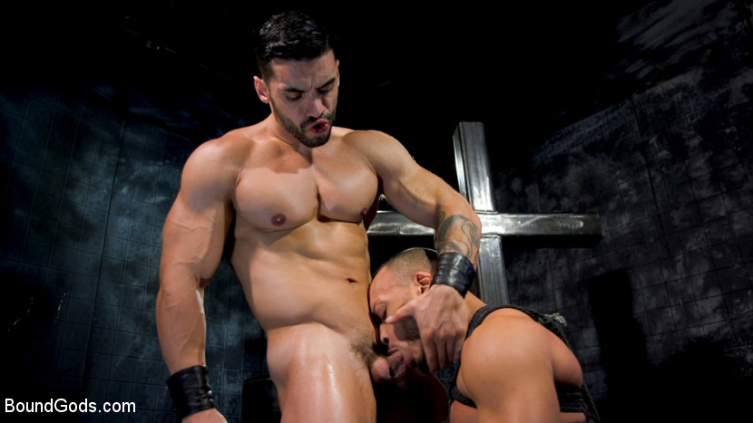 boundgods Dillon Diaz serves The House Mar 7, 2019[Kink.com]  Siterip BDSM h.264 PORN RIP