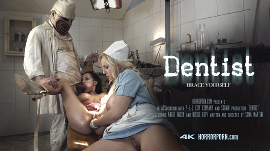 Horrorporn.com Dentist  Siterip Multimirror 1080p mp4 PORN RIP